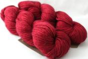 Fyberspates Scrumptious Merino Wool/Silk DK/Worsted Cherry Yarn