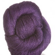 Fyberspates Scrumptious Silk/Merino Four-Ply Sport Yarn #305 Purple