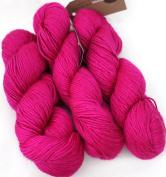 Fyberspates Scrumptious Silk/Merino Wool Chunky Magenta Yarn