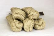 Fyberspates Scrumptious Silk/Merino Wool Aran Yarn #412 Oyster