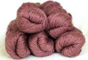 Fyberspates Scrumptious Silk/Merino Wool Aran Yarn #408 Rose Pink