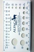 Alpaca Direct Needle & Hook Gauge
