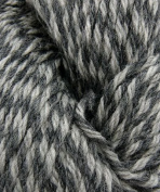 Cascade 220 Quatro Yarn #9402 Dark Grey & Medium Grey
