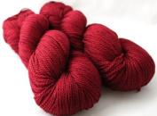 Fyberspates Scrumptious Silk/Merino Four Ply Sport Yarn #301 Cherry