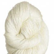Fyberspates Scrumptious Silk/Merino Four-Ply Sport Yarn #310 Natural