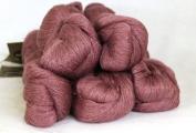 Fyberspates Scrumptious Silk/Merino Lace Yarn #509 Rose