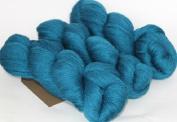 Fyberspates Scrumptious Silk/Merino Lace Yarn #507 Teal Blue