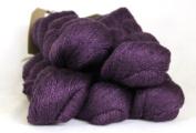 Fyberspates Scrumptious Silk/Merino Lace Yarn #505 Purple