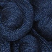 Fyberspates Scrumptious Silk/Merino Four-Ply Sport Yarn #309 Midnight Blue