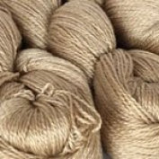 Fyberspates Scrumptious Silk/Merino Four-Ply Sport Yarn #303 Oyster