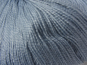 Juniper Moon Findley Lace Weight Yarn Col 24 Snow Skies Luxury Yarn 1sk