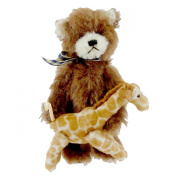 Boyds Bears Miniature Mohair With Giraffe Limited Edition