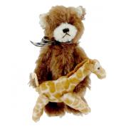 Boyds Bears Miniature Mohair With Giraffe Limited Edition