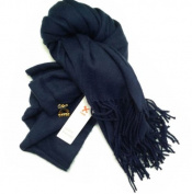 Sherlock Scarf Long Blue Wool Replica Sherlock Cosplay Prop Accessories Xcoser