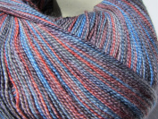 Juniper Moon Findley Dappled Lace Weight Yarn Colour 103 Fruits De Forestl Luxury Yarn 1sk