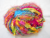 "Whirlwind Crazy Yarn by Blue Ridge Needleart ""Wild Thing"" #004"