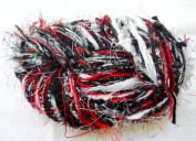 Blue Ridge Needleart Whirlwind Crazy Yarn #001 Devils and Angels