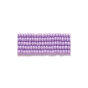 Preciosa Ornela Czech Seed Bead, Terra Opaque Purple, Size 11/0