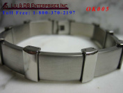 MEN'S STAINLESS STEEL BRACELET OK005