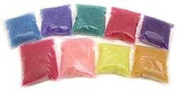 300ml of 0.1cm Diameter German Beads in Assorted Colours
