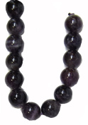 Bead Collection 40475 Amethyst 10-Millimetre Round 17cm