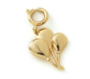 Growing up Girls Age 8 Balloon Charm