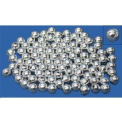 4mm Ball Sterling Silver Bead String Part 100