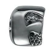 Marketplace 151357 F Bead in Sterling Silver Moress PS-90