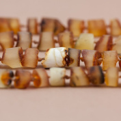 Raw Baltic Amber Necklace 17.5'