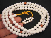 ~ Tibetan 108 Beads CONCH SHELL Meditation Mala ~