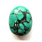 Tibetan Turquoise Loose Unset Genuine Gembead Over 20mm