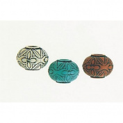 Moroccan Clay Bead Assortment