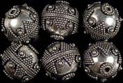 Granulated Sterling Fine Beads (Price Per Piece) - Sterling Silver