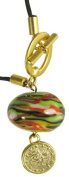 Necklace - Multicoloured Bead with Tughra