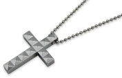 Tungsten Carbide Cross Pendant