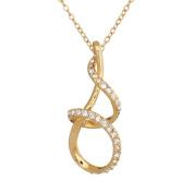 Annaleece Intricate Necklace. Elements DeVries Hypoallergenic Nickel-Free 1259-ANNA