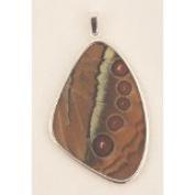 Jungle Queen Butterfly Wing XXL Pendant