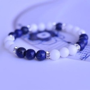 Geolin Jewellery Beyond - Royal Copenhagen Inspired Collection, Blue Fluted MEGA 02 Bracelet