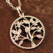 Irish Tree of Life Necklace