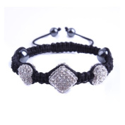 """BenZhi"" Collection Presents ""Our Hearts"" Shamballa-inspired Bracelets"