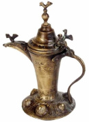 Brass Decorative Coffee Pot 'Halep'