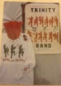 Marching Band - Vintage Iron-On Transfers By Heartfelt Designs - #144