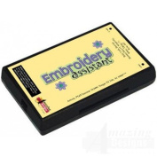 Amazing Designs Embroidery Assistant Transfer Box with Card
