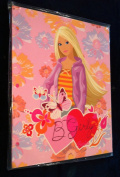 "BNIP Factory Sealed - RARE ""BARBIE - Portfolio Folders Set/2"