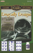 Armour Etch Designer Stencil Pak Dragonflies