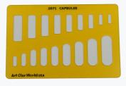 Artistic Design Template - Capsules