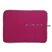 iLuv 43cm Macbook Pro Sleeve - Pink