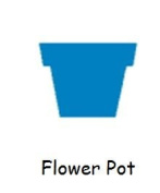 Carl CarlaCraft Small Craft Punch - Flower Pot