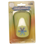 Jumbo Snowflake 2.5cm Hole Puncher - sold individually