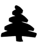 Emagination Craft Punch - Jumbo - Contemporary Tree